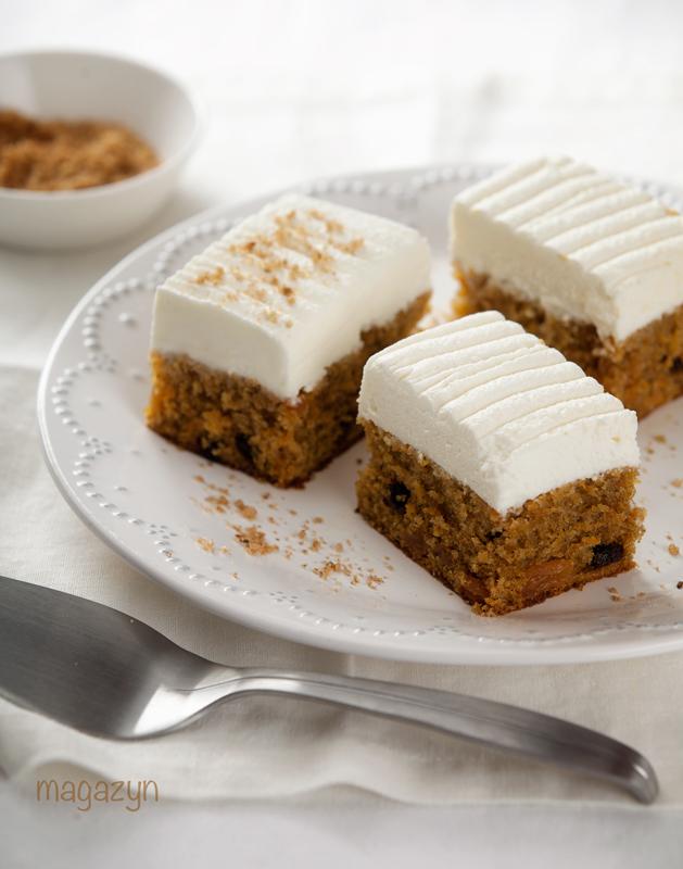 Ciasto marchewkowe magazyn kuchenny for What to do with mascarpone
