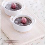 Czekoladowy pudding z nutellą