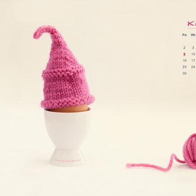 Tapety z kalendarzem