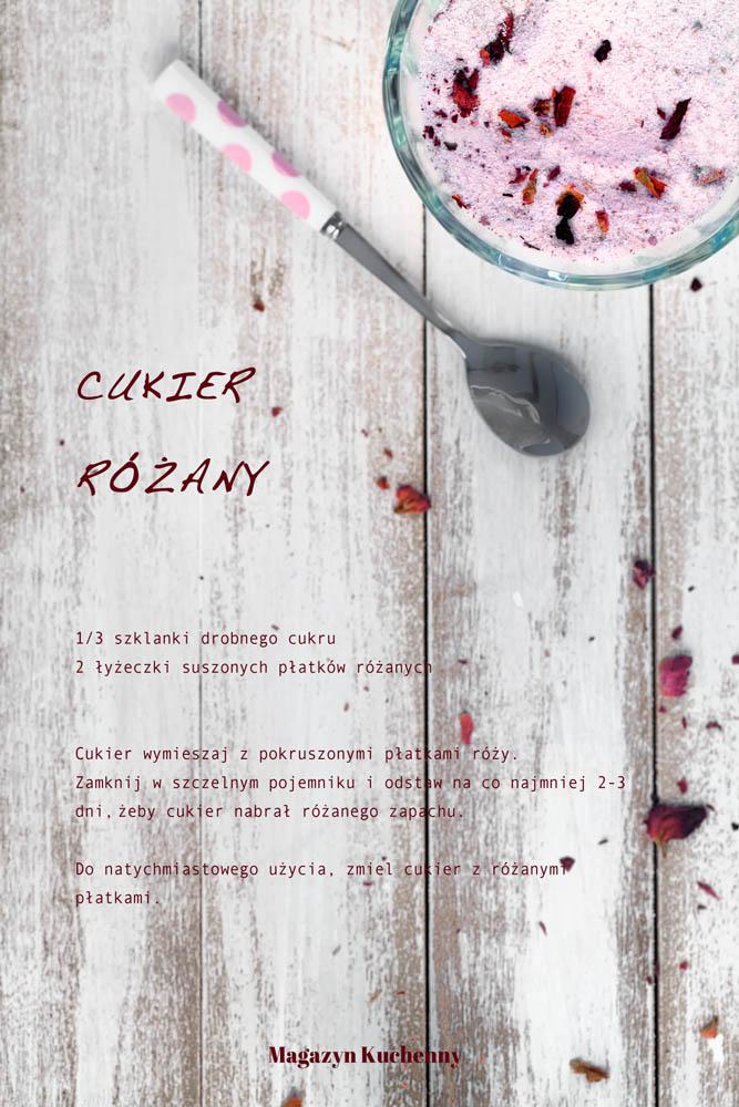 cukier-z-platkami-rozy-przepis