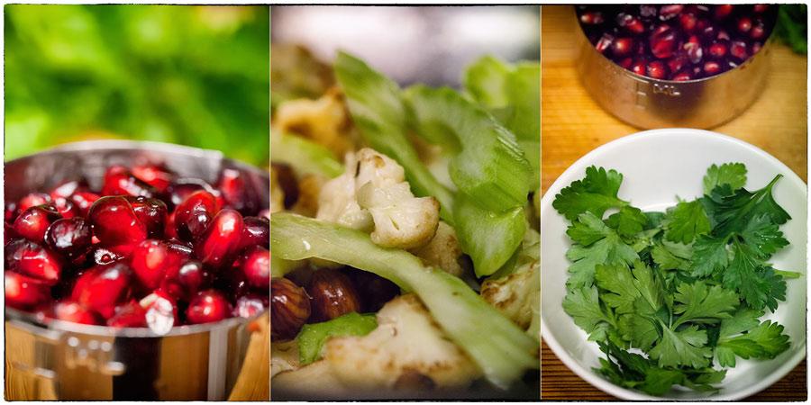 salatka-z-kalafiora seler granat