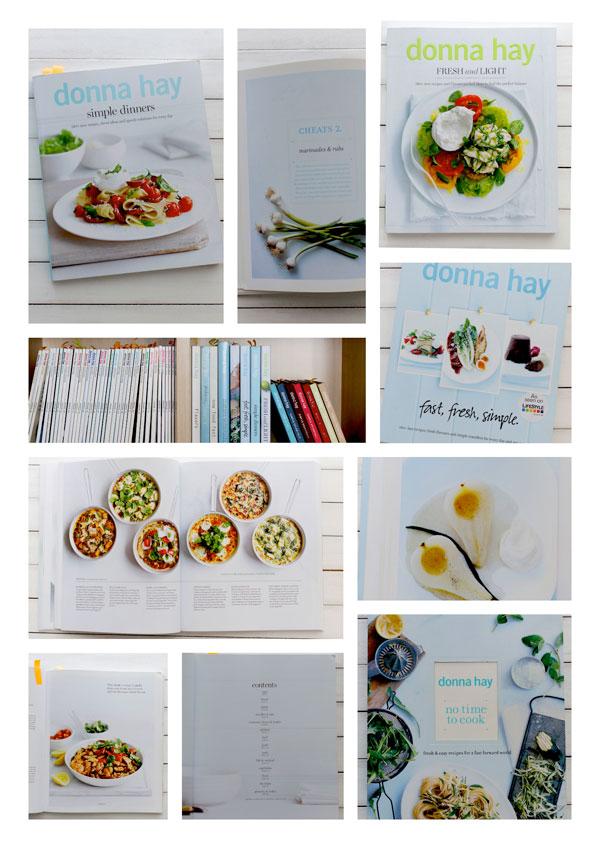 Donna Hay - książki kucharskie