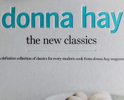 The New Classics, Donna Hay (recenzja)