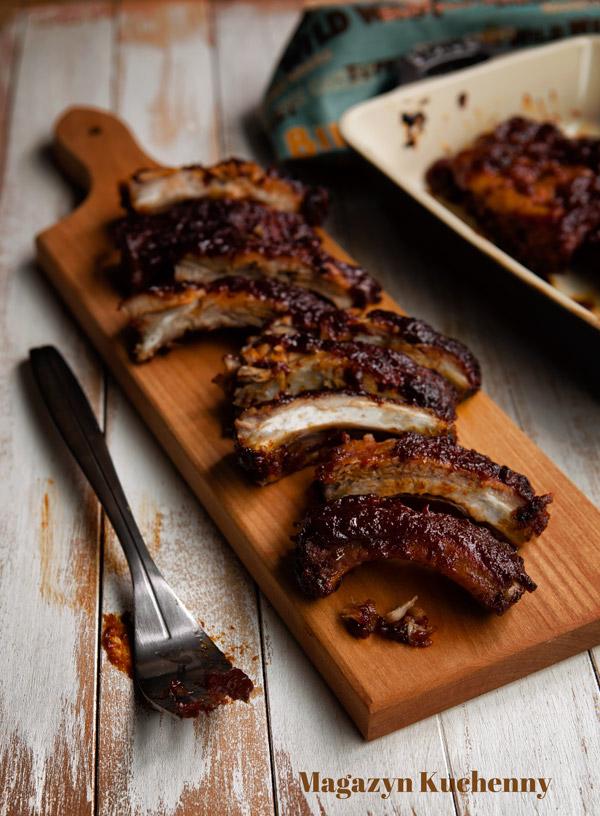 Żeberka BBQ – najprostsze