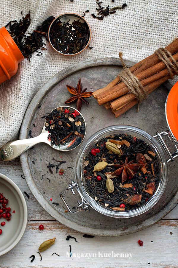 Masala chai – korzenna herbata