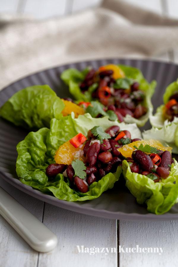 salatka-z-fasoli-i-pomaranczy