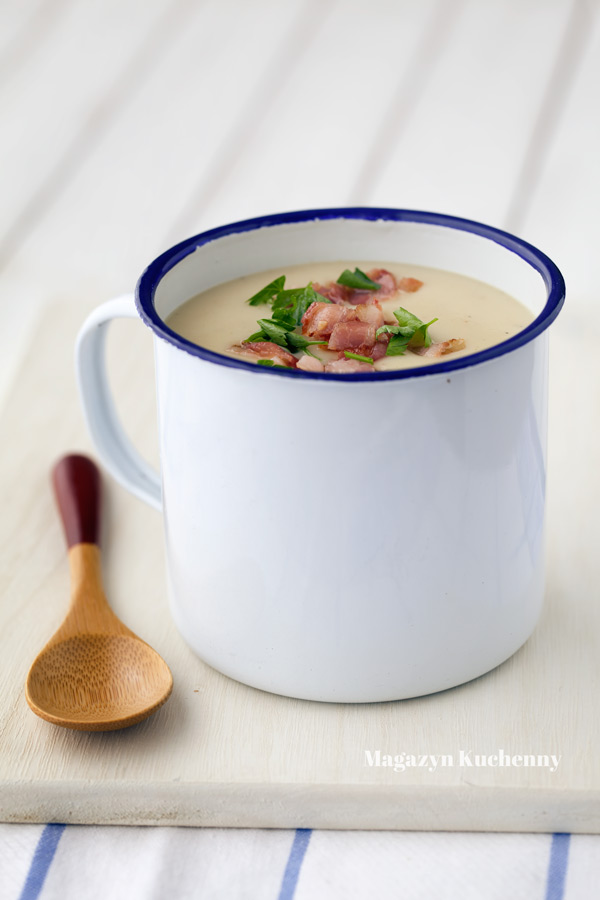 Zupa ziemniaczana – prosta i szybka