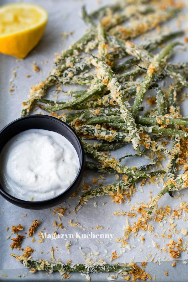fasolka-zielona-szparagowa-pieczona