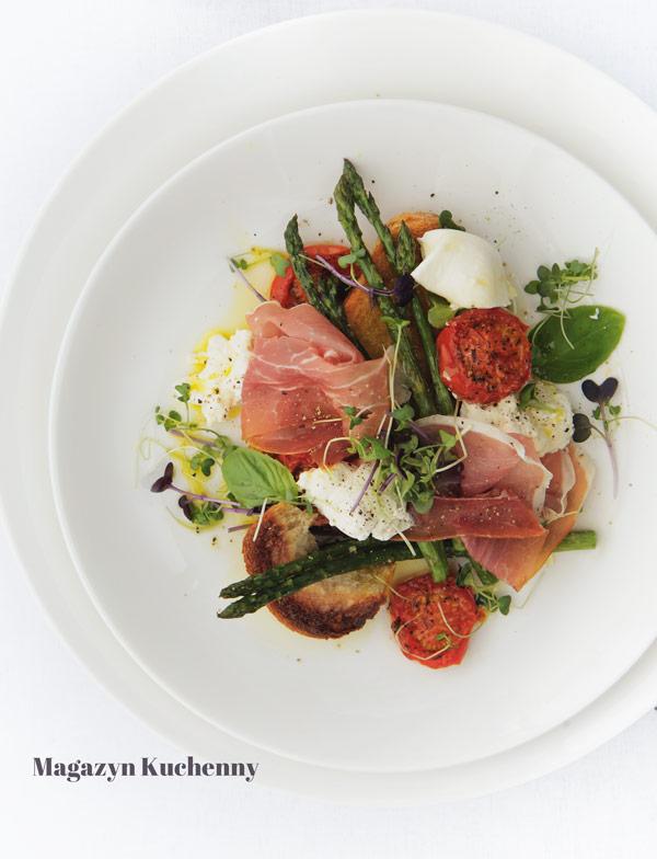 salatka-buratta-prosciutto-szparagi