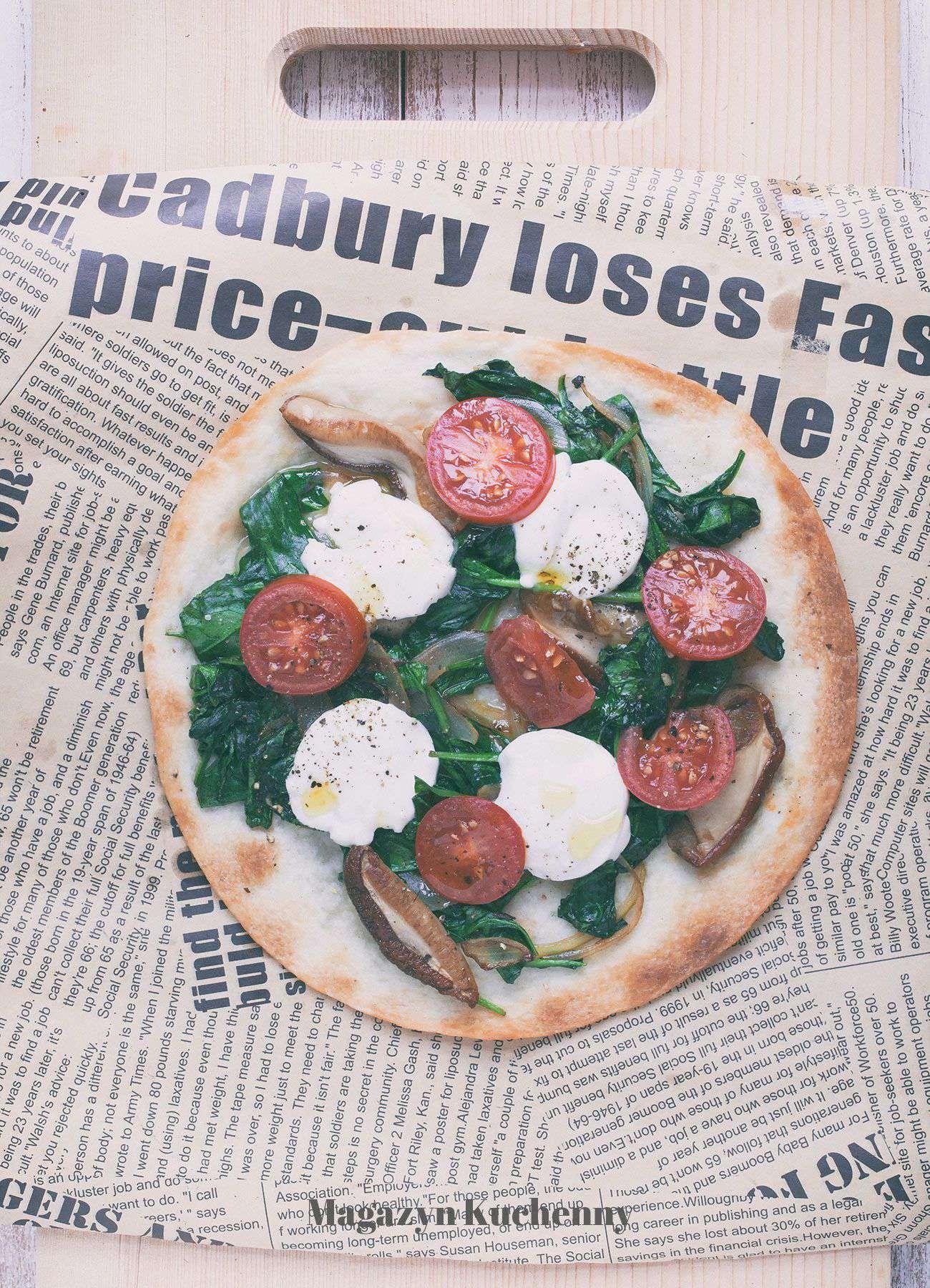 Pizza na tortilli – trzy smaczne pomysły