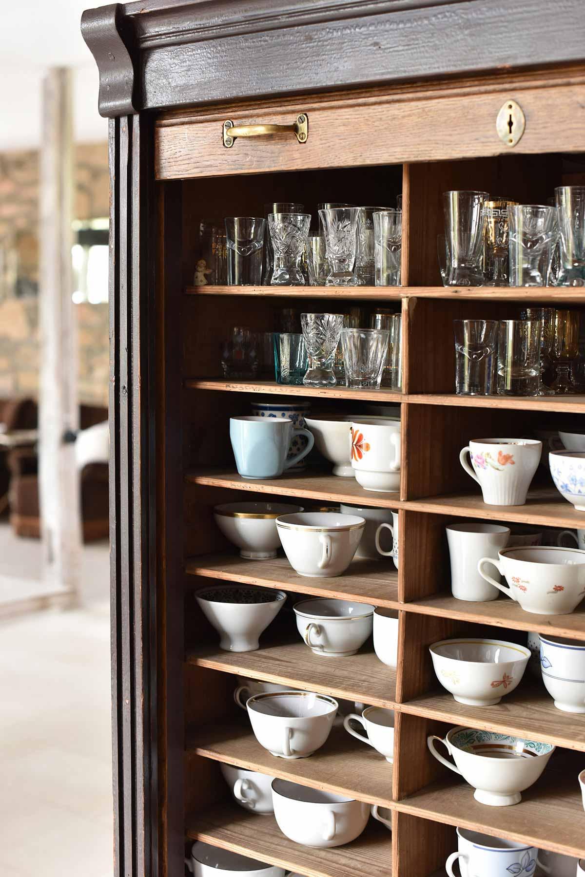 Filiżanki do herbaty w Polnej Zdrój