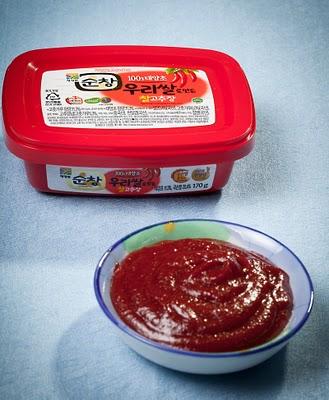Pikantna koreańska pasta gochujang