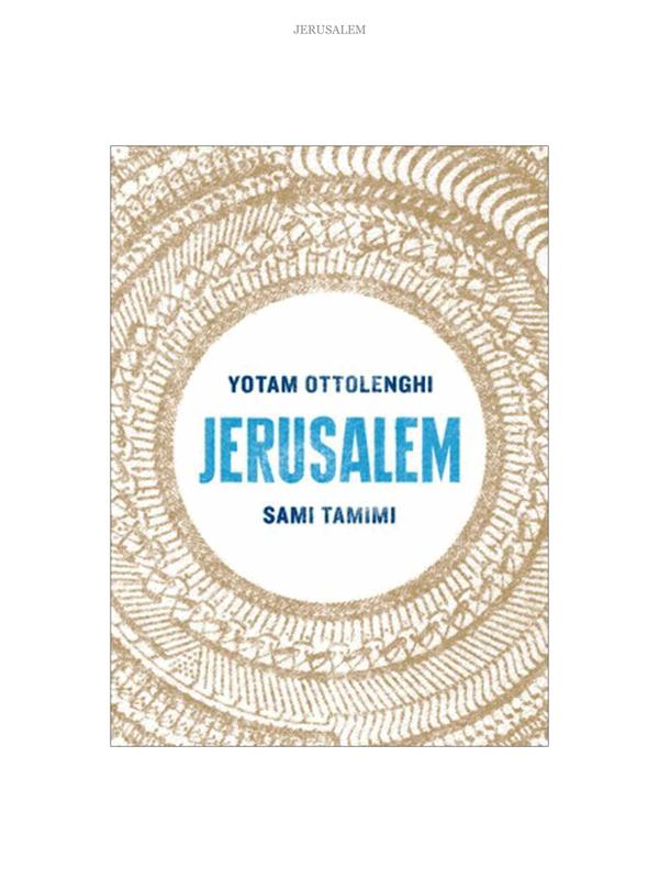 Jerusalem – Jerozolima /recenzja książki/