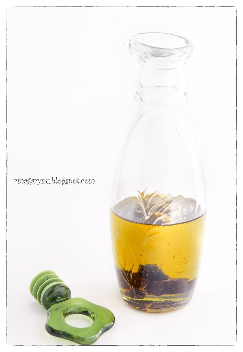 Oliwa borowikowa