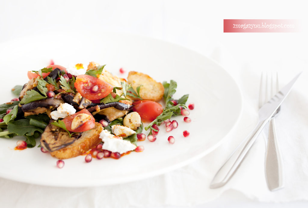 salatka-z-granatem-i-baklazanem