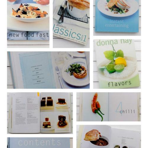 Donna Hay - książki