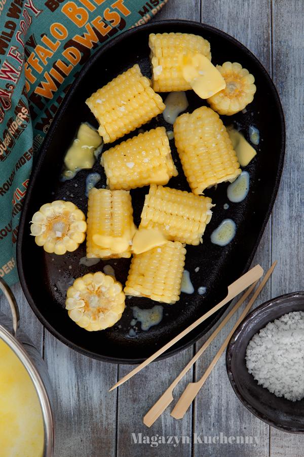 Kukurydza gotowana w mleku