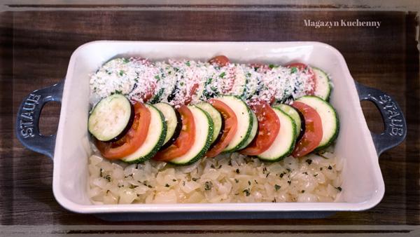 zapiekanka-warzywna-cukinia-pomidor-baklazan