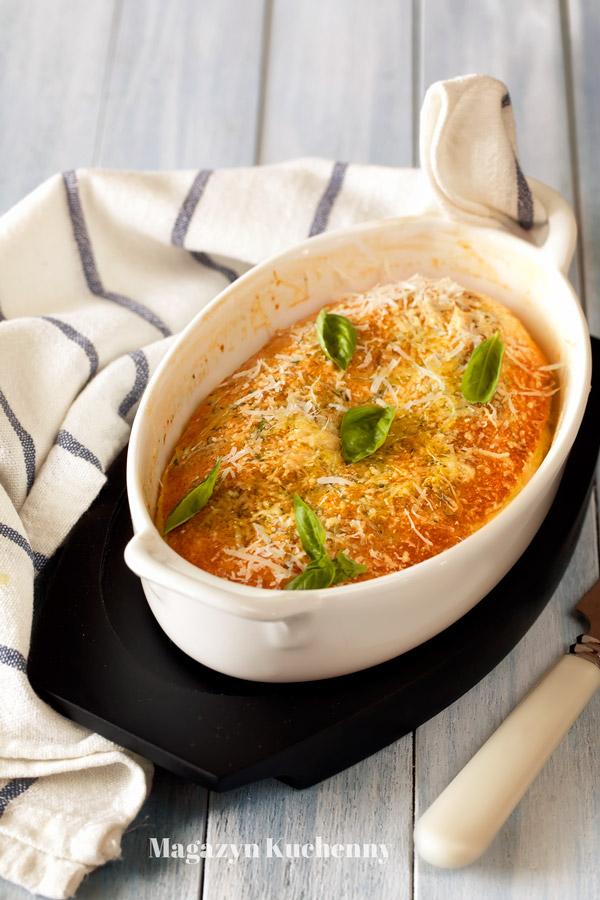 Omlet zapiekany – przepis podstawowy