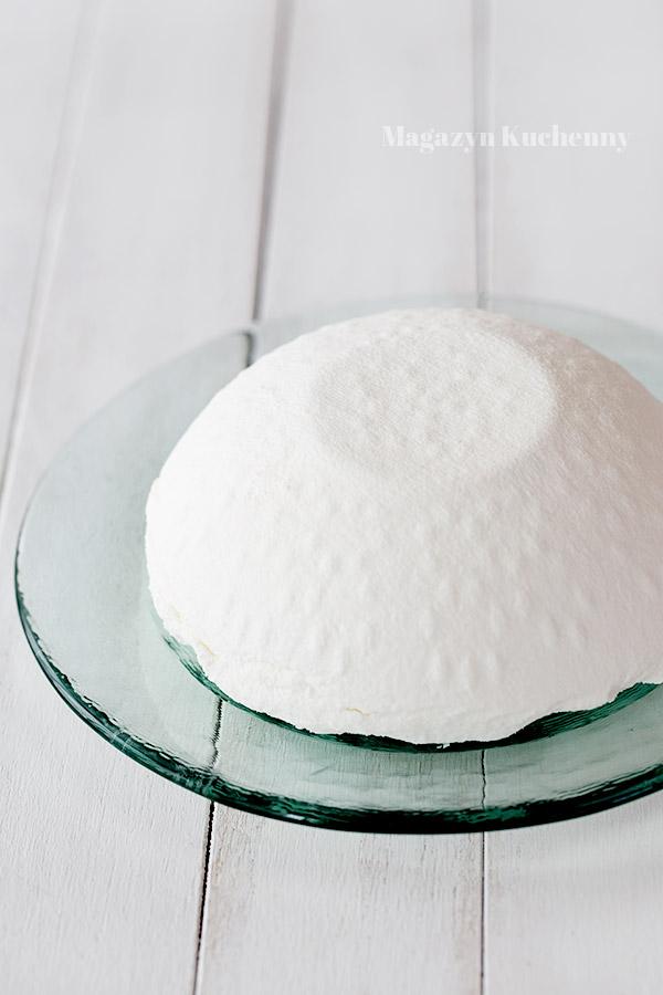 Twarożek z jogurtu (domowa ricotta)