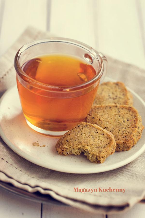 Herbaciane ciasteczka z masala chai