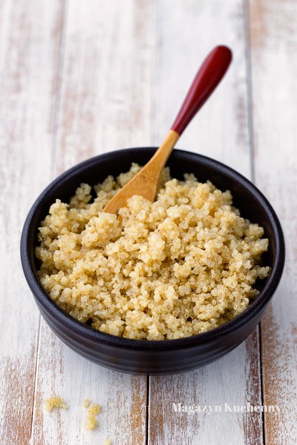 quinoa-gotowana