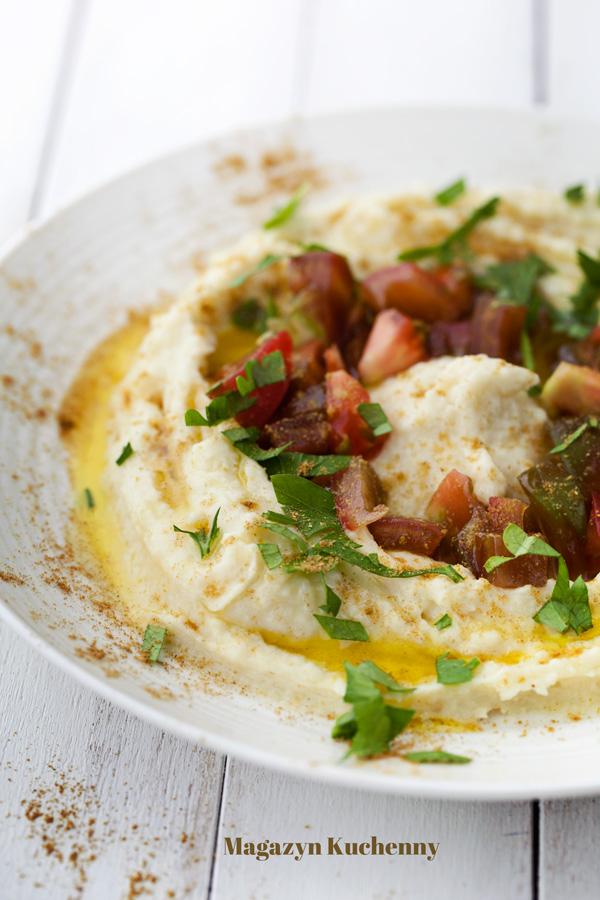 Hummus z ziemniaków